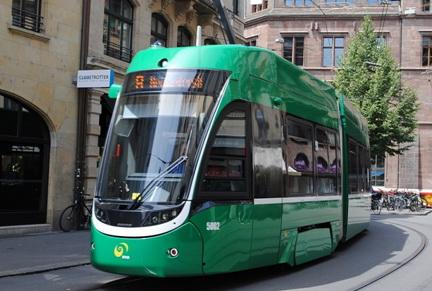 庞巴迪新型FLEXITY有轨电车采用Saft电池系统