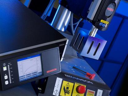 必能信超声推出全新超声波焊接系统2000Xc