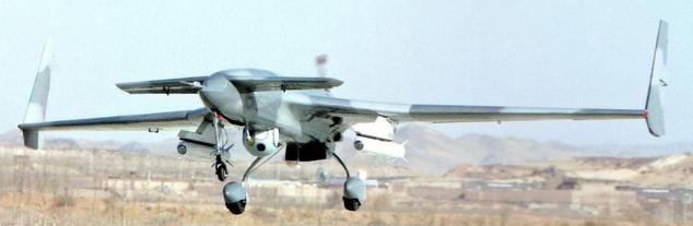 """挂载国产轻型航空发动机td0工程样机""""彩虹3""""无人机试飞成功图片"""