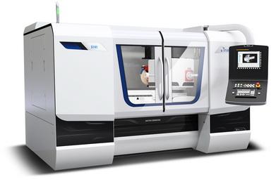 联合磨削集团CIMT2015上发布新款STUDER内圆磨床S141
