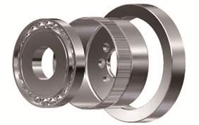 日本电产新宝推出采用波动齿轮减速机构的精密控制用减速器FLEXWAVE