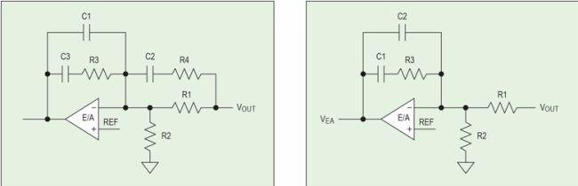 通过rsense的电流经过电流检测电路后变成电压斜坡信