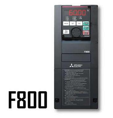 三菱电机绿色环保的新一代变频器FR-F800全新上市