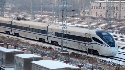 帅福得电池将助四方庞巴迪运输公司的列车在中国高速铁路线上准点运行