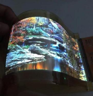 和辉光电成功点亮中国首款5.6寸WQHD柔性AMOLED显示屏