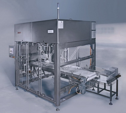 博世将在FachPack推出新的机械手包装设备