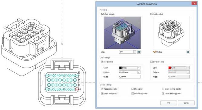 eplan推出最新版线束设计软件eplan harness prod 2.