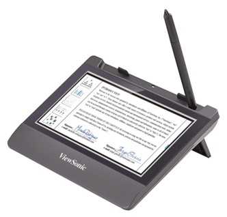优派发布全新精巧7吋电磁笔显示器 PD0711