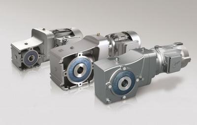 诺德推出输出扭矩高达50Nm的新型两级螺旋锥齿轮箱