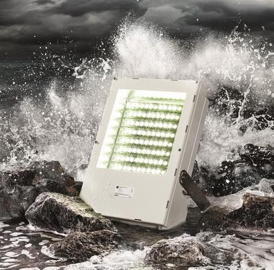 R. STAHL推出新款适用于1区的强大的多功能LED泛光灯
