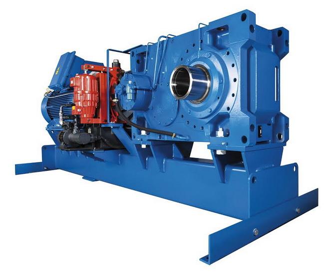 诺德推出规格最大的一体成型工业齿轮箱