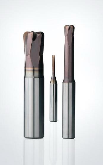 山高新型立铣刀提高了众多材料的金属切除率