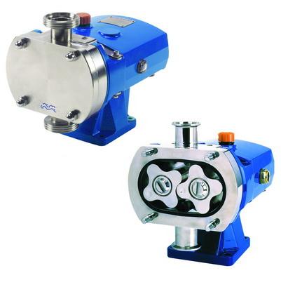 阿法拉伐 SRU 罗茨泵 - 敏感工艺流体的高能效泵送与温和处理