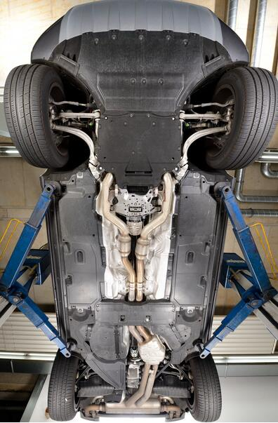 Tepex连续纤维增强热塑性复合材料为越野汽车打造特别经久耐用的底部面板
