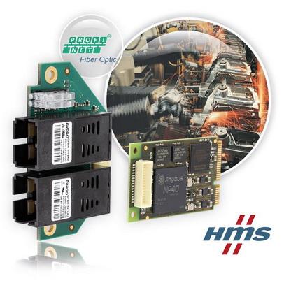 IXXAT INpact PCIe Mini卡让PC实现PROFINET IRT光纤通信