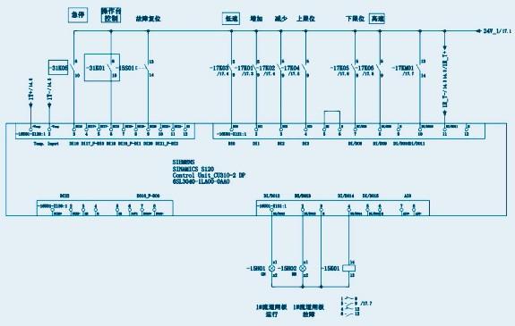 道闸按钮接线图及工作原理