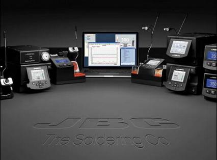 JBC将在2016慕尼黑上海电子生产设备展展出其独有的全新B•Net技术
