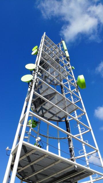 华为与科斯摩托成功完成同时使用双频带的无线回程的现场试验