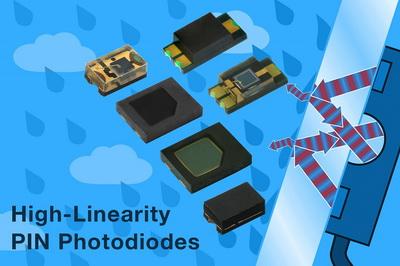 Vishay推出新款汽车级PIN光电二极管,其出色的光响应线性度可用于小信号探测