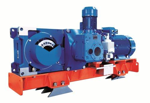 诺德集团大型工业齿轮箱推动物料输送及装卸技术发展