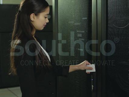 电子锁定系统全面加强实体设施安全防护