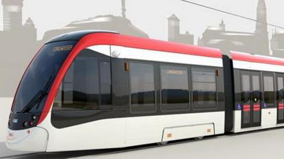 帅福得电池系统为CAF的弗莱堡有轨电车提供理想的车载备用电源