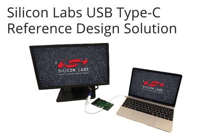 Silicon Labs USB Type-C参考设计使开发人员快速上手