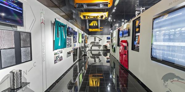 兰博基尼西雅图启用新的先进复合材料结构实验室