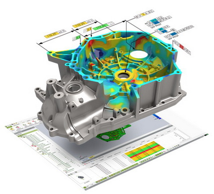 3D Systems发布新一代三维检测软件Geomagic Control X