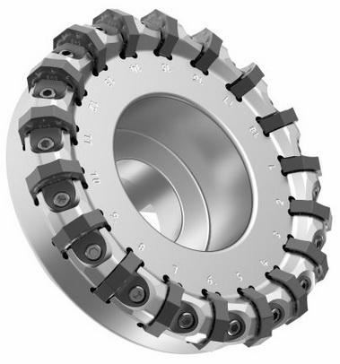 """精工""""铁匠"""" - 肯纳金属最新一代面铣刀可以轻松满足铸铁材料的苛刻应用需求"""