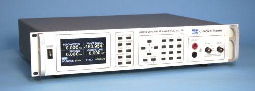 CH2600相位角电压表