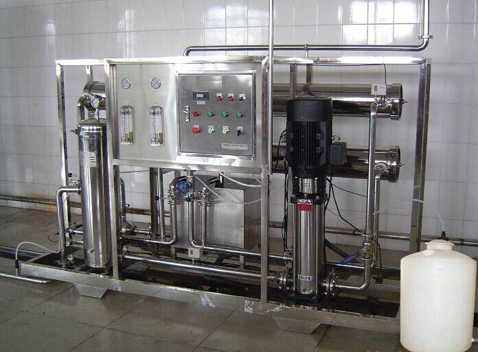 4吨每小时反渗透直饮纯净水设备