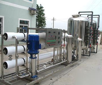 10吨每小时反渗透直饮纯净水设备