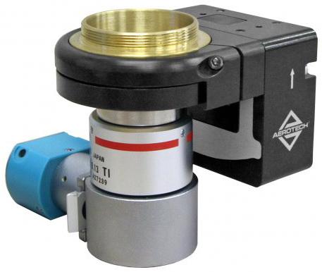 Aerotech推出适用于显微镜物镜和光学定位的精密压电定位台