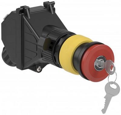 倍加福推出适用于危险区域的新型开关和控制产品