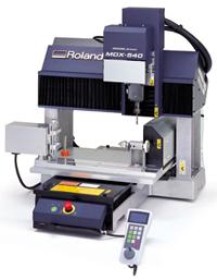 Roland罗兰MDX540模具机