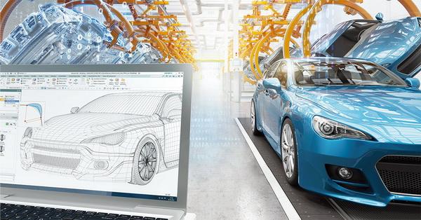 Siemens PLM Software汽车论坛  - 未来汽车:互联、电气化和自动化的技术创新