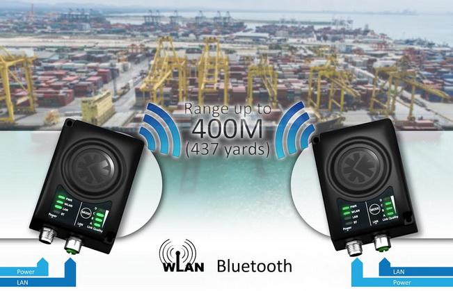 Anybus® Wireless Bridge™ II为工业无线解决方案开启了新的大门