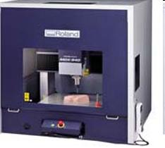 全新Roland(罗兰)MDX-540S减式快速原型模具机