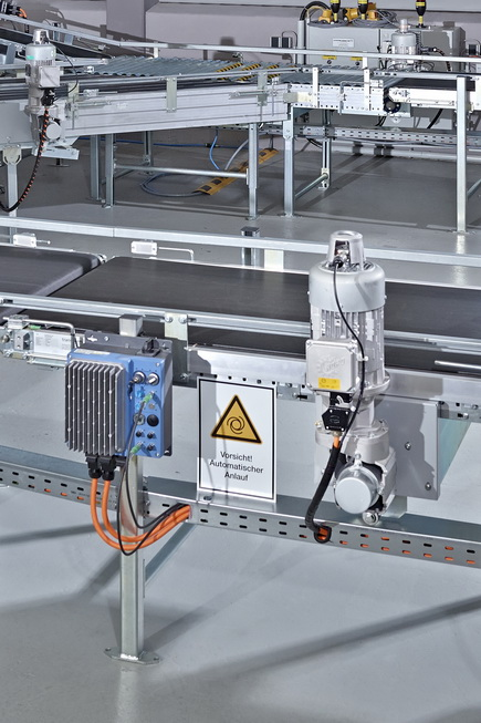 诺德在意大利电气自动化系统及元器件展中展示了可提高灵活性和效率的新型驱动电子设备